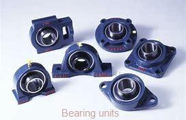 40 mm x 16 mm x 35 mm  NKE RTUE40 bearing units