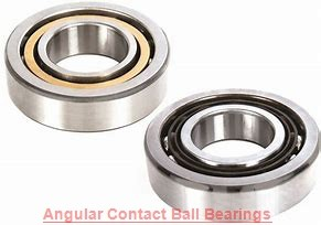 40 mm x 90 mm x 36.5 mm  NACHI 5308NR angular contact ball bearings