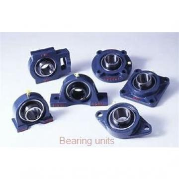 40 mm x 16 mm x 35 mm  NKE RTUE40 bearing units