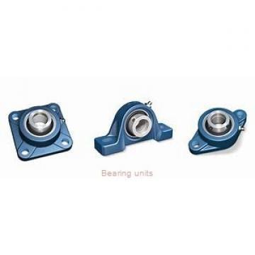 95 mm x 250 mm x 103 mm  ISO UCFL319 bearing units