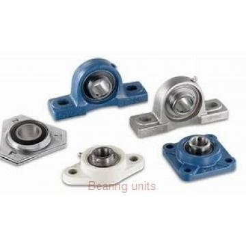 90 mm x 28 mm x 55 mm  NKE RTUE 90 bearing units