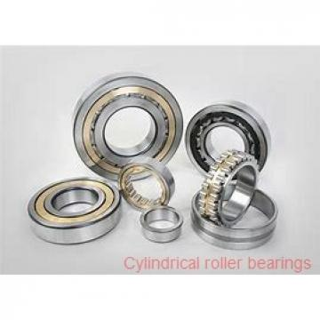 340 mm x 460 mm x 72 mm  NKE NCF2968-V cylindrical roller bearings