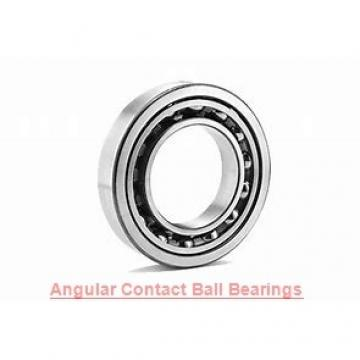 80 mm x 140 mm x 44,4 mm  ISB 3216-ZZ angular contact ball bearings