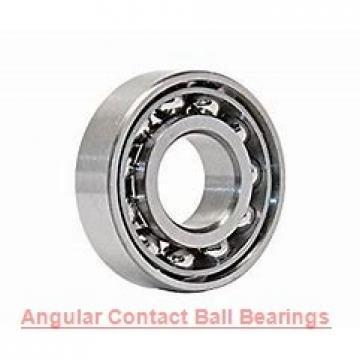 160 mm x 290 mm x 48 mm  ISO 7232 A angular contact ball bearings