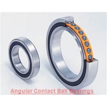 85 mm x 180 mm x 41 mm  SKF 7317 BEGAPH angular contact ball bearings