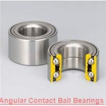 105 mm x 225 mm x 49 mm  NACHI 7321BDF angular contact ball bearings