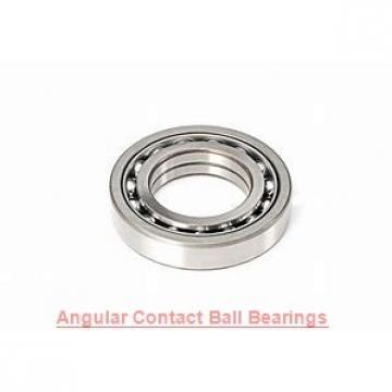 43 mm x 80 mm x 40 mm  Timken WB000021 angular contact ball bearings
