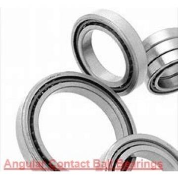 29,1 mm x 127,8 mm x 56,8 mm  PFI PHU3138 angular contact ball bearings