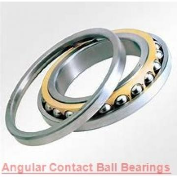 80 mm x 140 mm x 26 mm  SKF QJ216N2MA angular contact ball bearings