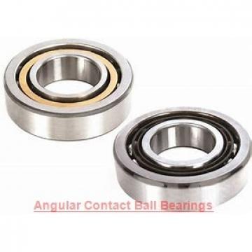90 mm x 160 mm x 52,37 mm  Timken 5218W angular contact ball bearings