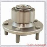 6 mm x 14 mm x 6 mm  ISB SA 6 C plain bearings