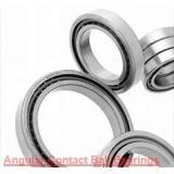 25 mm x 62 mm x 17 mm  ISB QJ 305 N2 M angular contact ball bearings